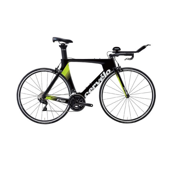 Cervelo (サーベロ)2019モデル P2 105-R7000 ブラックサイズ48 (165-170cm)ロードバイク