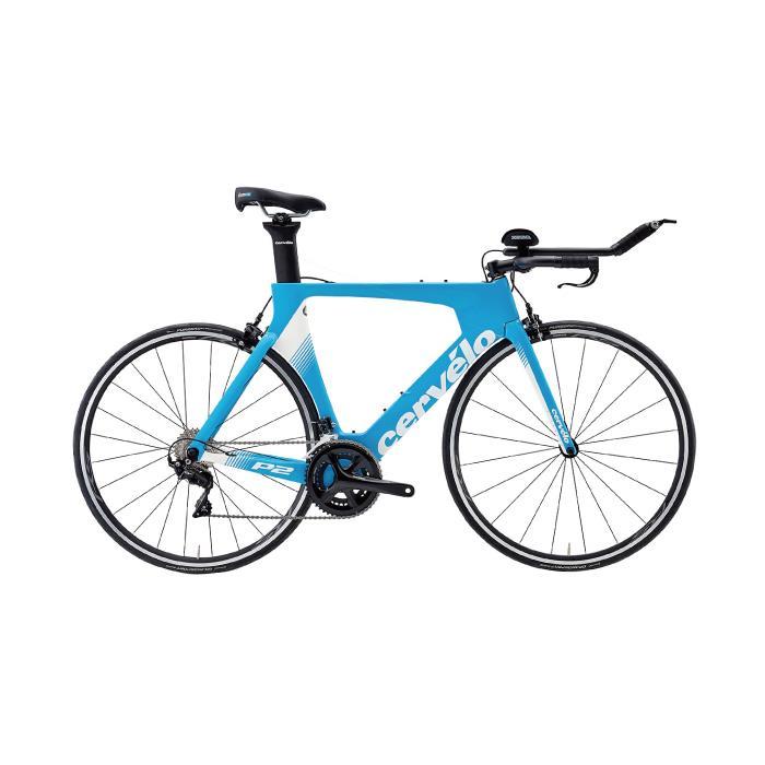 Cervelo (サーベロ)2019モデル P2 105-R7000 リヴィエラサイズ48 (165-170cm)ロードバイク