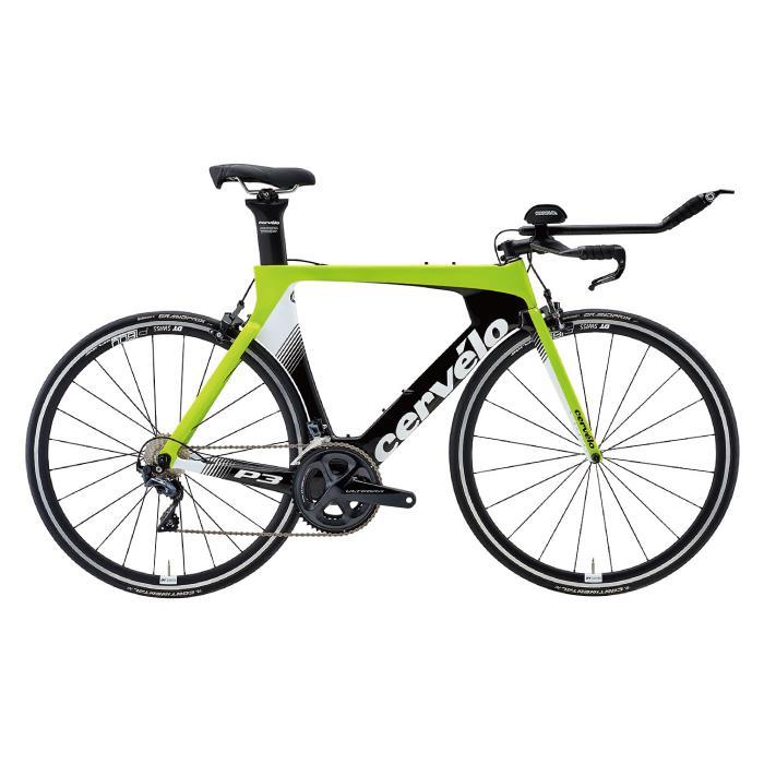 Cervelo (サーベロ)2019モデル P3 ULTEGRA R8000 フルオロサイズ54 (175-180cm)ロードバイク
