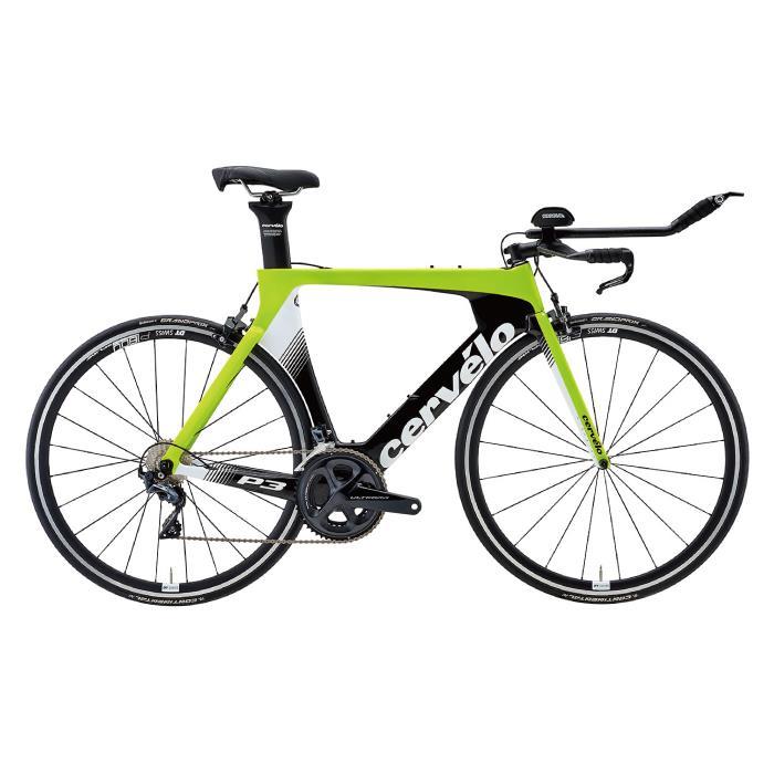 Cervelo (サーベロ)2019モデル P3 ULTEGRA R8050 フルオロサイズ48 (165-170cm)ロードバイク
