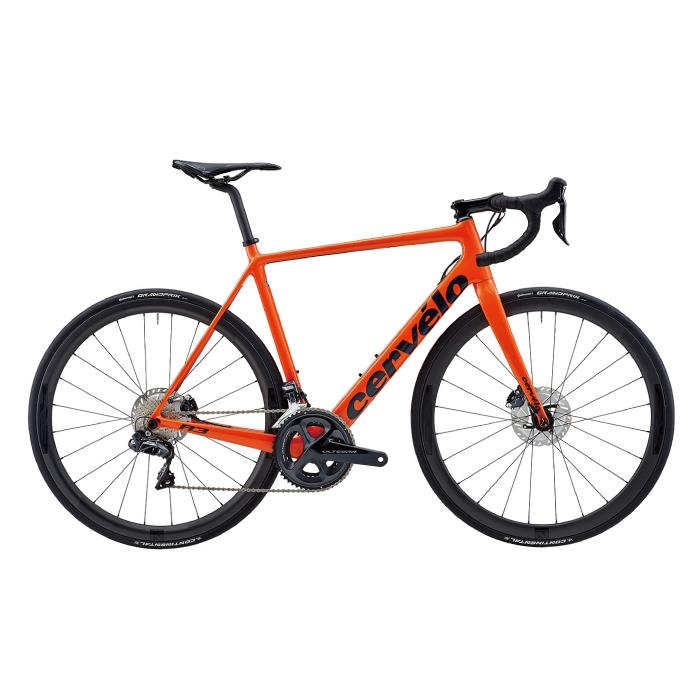 Cervelo (サーベロ)2019モデル R3 Disc ULTEGRA R8070 オレンジサイズ56 (177-182cm)ロードバイク