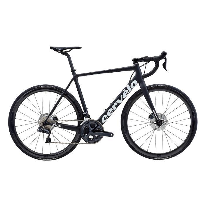 Cervelo (サーベロ)2019モデル R3 Disc ULTEGRA R8070 ブラックサイズ54 (175-180cm)ロードバイク