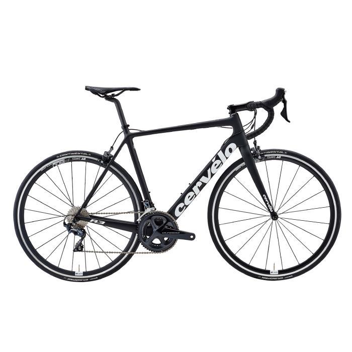 Cervelo (サーベロ)2019モデル R3 ULTEGRA R8000 ブラックサイズ54 (175-180cm)ロードバイク