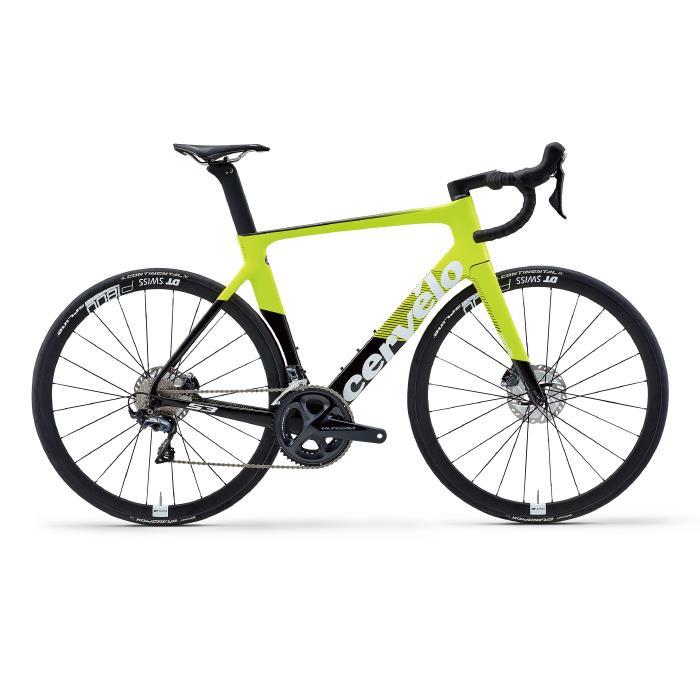 Cervelo (サーベロ)2019モデルS3 Disc ULTEGRA R8020 フルオロサイズ48 (165-170cm)ロードバイク