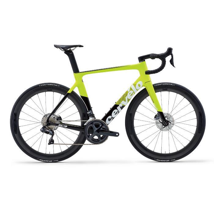 Cervelo (サーベロ)2019モデルS3 Disc ULTEGRA R8070 フルオロサイズ48 (165-170cm)ロードバイク