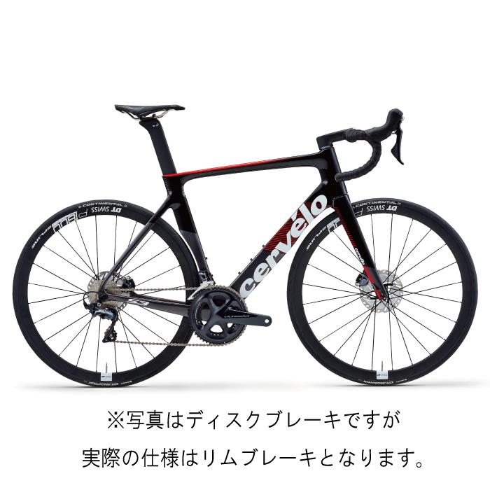 Cervelo (サーベロ)2019モデルS3 ULTEGRA R8000 グラファイトサイズ48 (165-170cm)ロードバイク