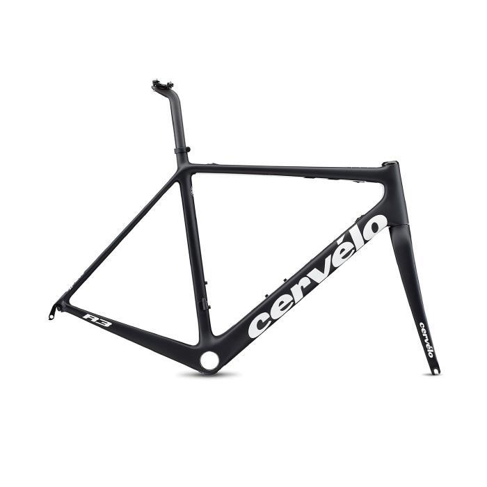 Cervelo (サーベロ)2019モデル R3 ブラックサイズ56 (177-182cm)フレームセット