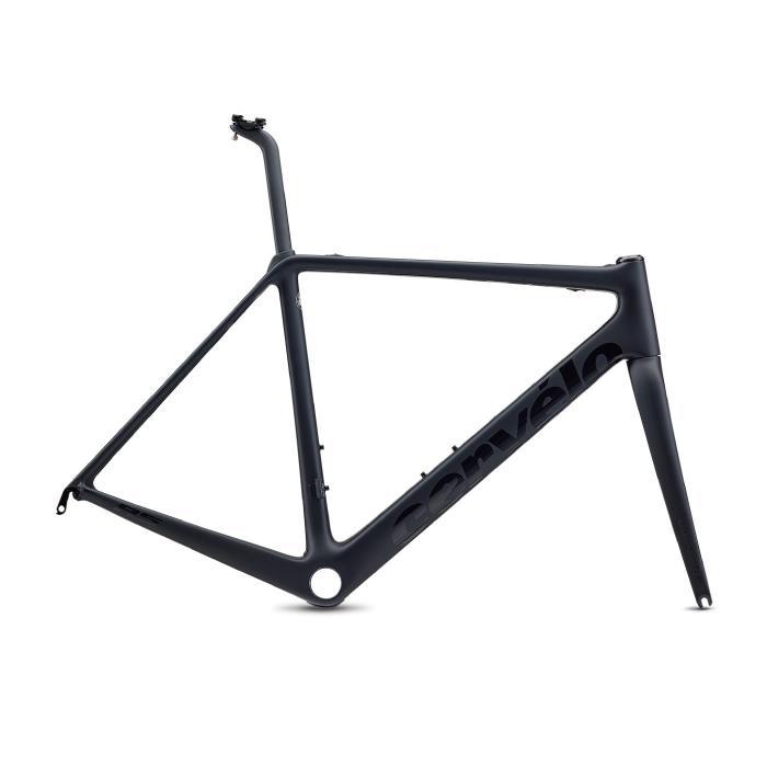 Cervelo (サーベロ)2019モデル R5 ブラック/ブラック/グラファイトサイズ48 (166-171cm)フレームセット