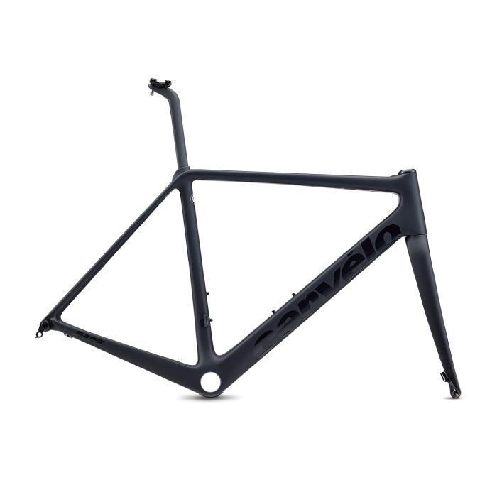 Cervelo (サーベロ)2019モデル R5 Disc ブラック/ブラック/グラファイトサイズ48 (166-171cm)フレームセット