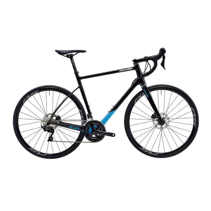 【ネット限定】 Cervelo 105-R7020 (サーベロ)2019モデル C2 105-R7020 Cervelo C2 ブラックサイズ54 (175-180cm)ロードバイク, 花助:c7284520 --- hortafacil.dominiotemporario.com