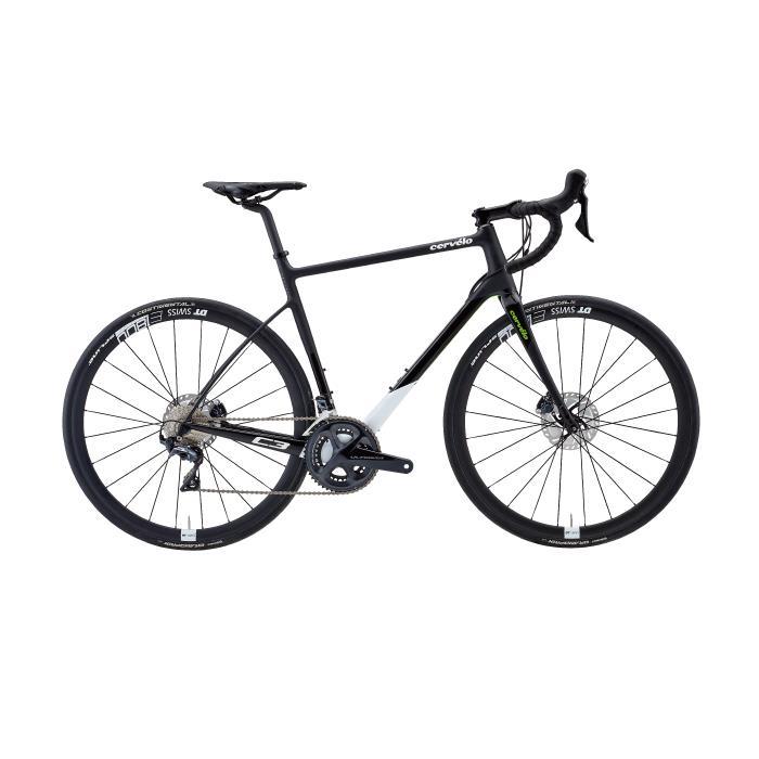Cervelo (サーベロ)2019モデル C3 ULTEGRA R8020 ブラックサイズ48 (165-170cm)ロードバイク