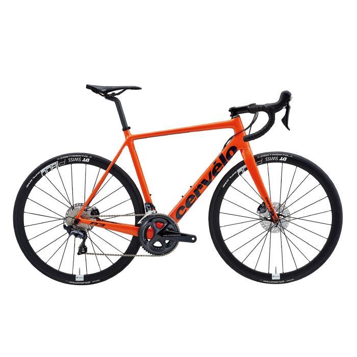 Cervelo (サーベロ)2019モデル R3 Disc ULTEGRA R8020 オレンジサイズ48 (165-170cm)ロードバイク