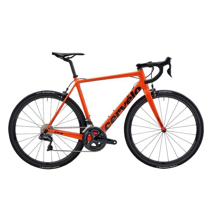 Cervelo (サーベロ)2019モデル R3 ULTEGRA R8050 オレンジサイズ56 (177-182cm)ロードバイク