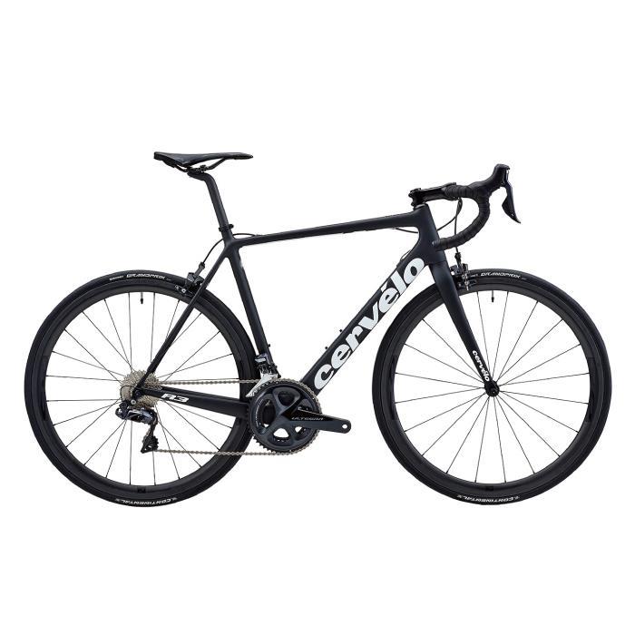 Cervelo (サーベロ)2019モデル R3 ULTEGRA R8050 ブラックサイズ54 (175-180cm)ロードバイク