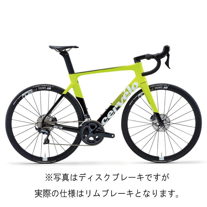 Cervelo (サーベロ)2019モデルS3 ULTEGRA R8050 フルオロサイズ54 (175-180cm)ロードバイク