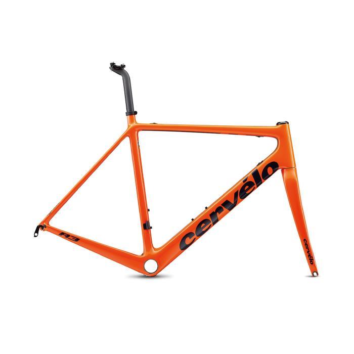 Cervelo (サーベロ)2019モデル R3 オレンジサイズ56 (177-182cm)フレームセット
