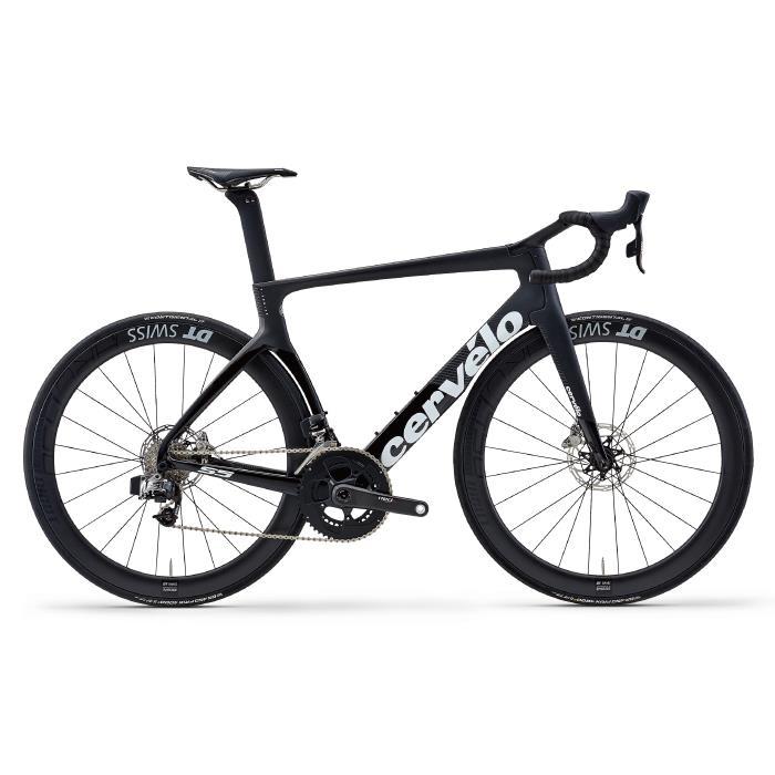 Cervelo (サーベロ)2019モデルS5 Disc SRAM eTap ブラックサイズ48 (165-170cm)ロードバイク