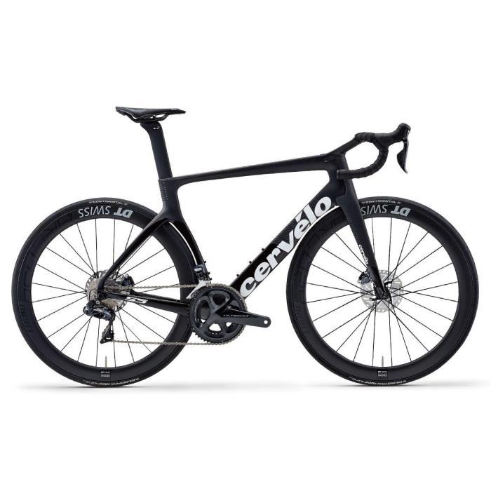 Cervelo (サーベロ)2019モデルS5 Disc ULTEGRA R8070 ブラックサイズ56 (178-183cm)ロードバイク