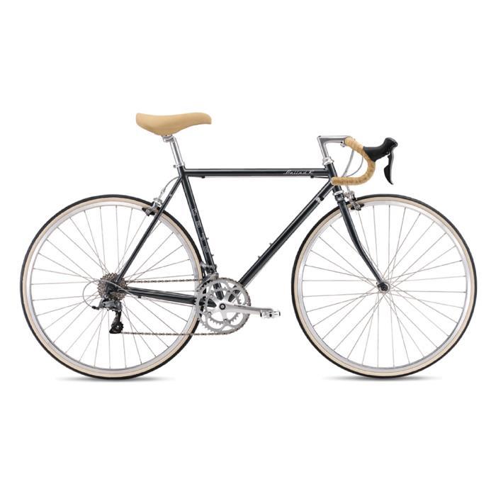 FUJI (フジ) 2019モデル BALLAD R ダークシルバー サイズ56 (177.5-182.5cm) ロードバイク