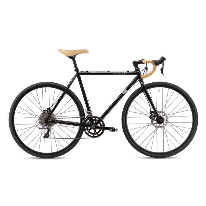 限定版 FUJI FUJI (フジ) 2019モデル FEATHER FEATHER CX+ スペースブラック サイズ43 サイズ43 (167.5-172.5cm) ロードバイク, Beauty Angel:b5bb5a82 --- business.personalco5.dominiotemporario.com