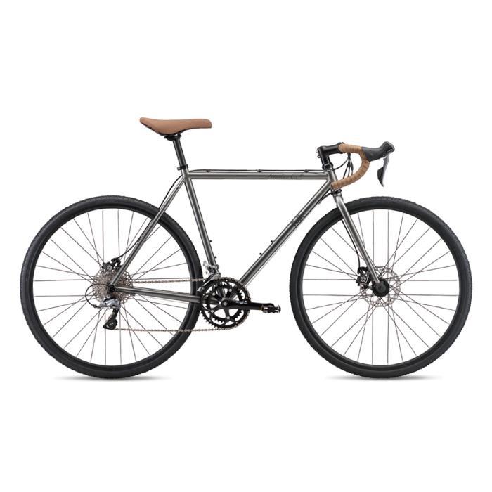 FUJI (フジ) 2019モデル FEATHER CX+ スレート サイズ52 (172.5-177.5cm) ロードバイク