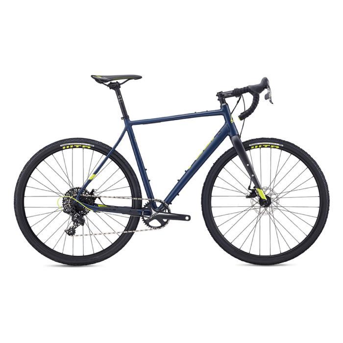 FUJI (フジ) 2019モデル JARI 1.3 マットネイビーブルー サイズ52 (171-176cm) ロードバイク