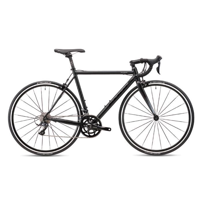 FUJI (フジ) 2019モデル NAOMI マットブラック サイズ46 (163-168cm) ロードバイク