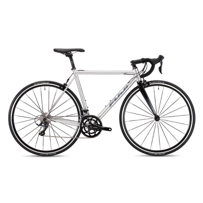 FUJI (フジ) 2019モデル NAOMI ブラッシュド アルミニウム サイズ46 (163-168cm) ロードバイク