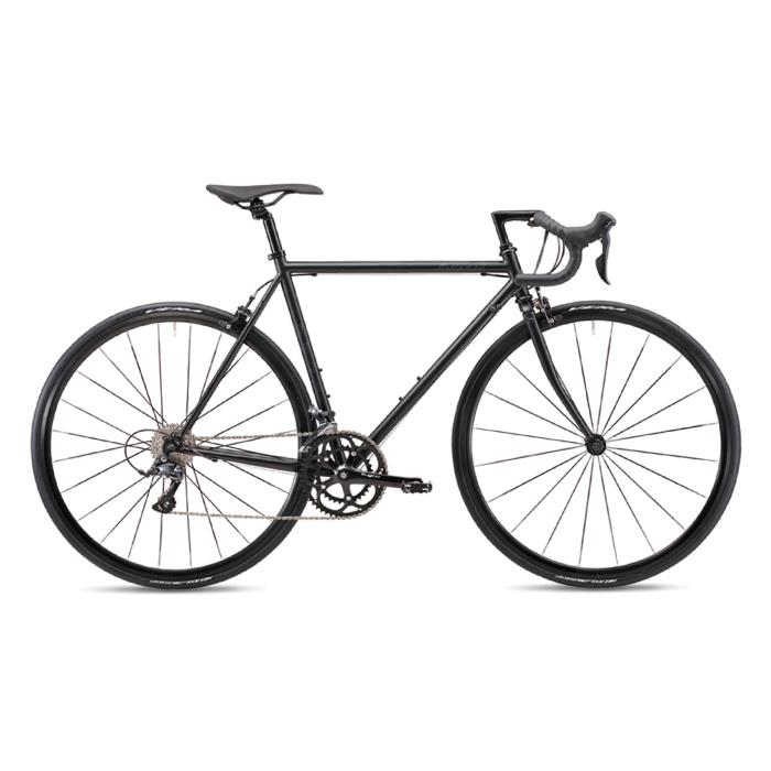 FUJI (フジ) 2019モデル BALLAD OMEGA マットブラック サイズ58 (180-185cm) ロードバイク