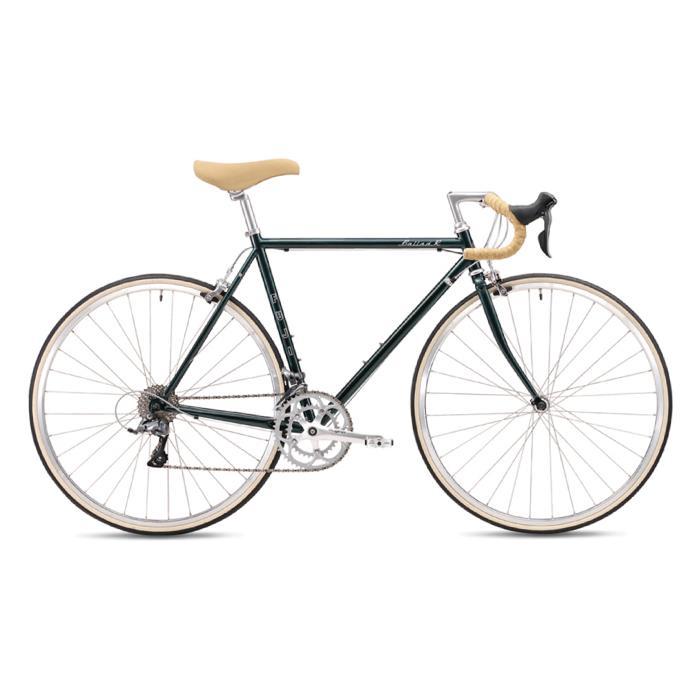 FUJI (フジ) 2019モデル BALLAD R ブリティッシュグリーン サイズ58 (180-185cm) ロードバイク