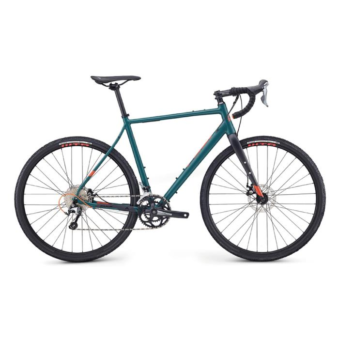 FUJI (フジ) 2019モデル JARI 1.5 マットディープグリーン サイズ52 (171-176cm) ロードバイク