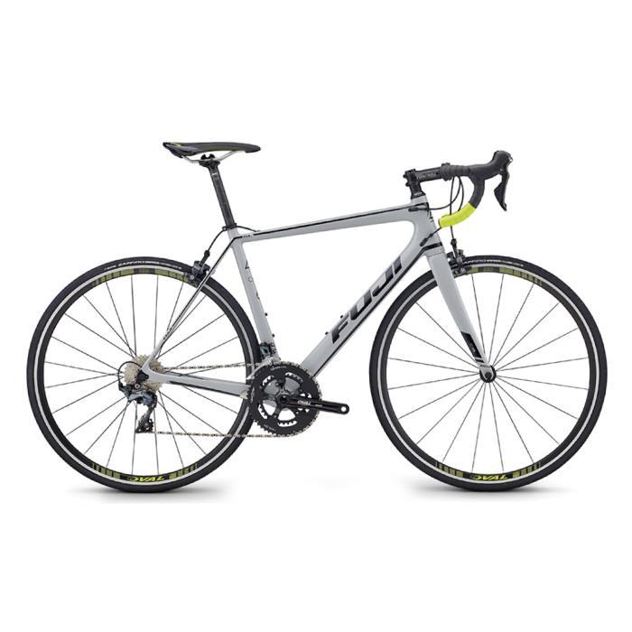 FUJI (フジ) 2019モデル SL 2.5 マットグレー サイズ54 (173-178cm) ロードバイク