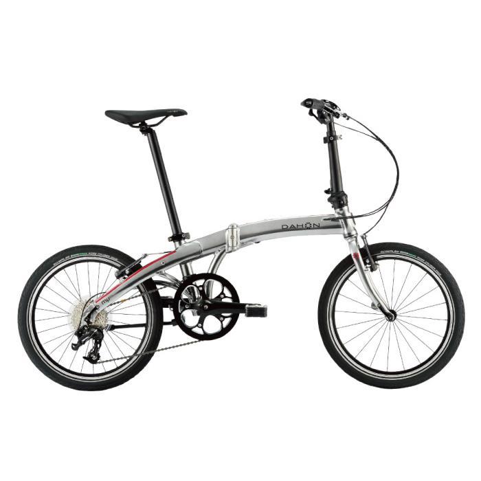 数量限定価格!! DAHON (ダホン) 2019モデル Mu D9 クイックシルバー 折りたたみ自転車, はぴねすくらぶ 2f0b81f0