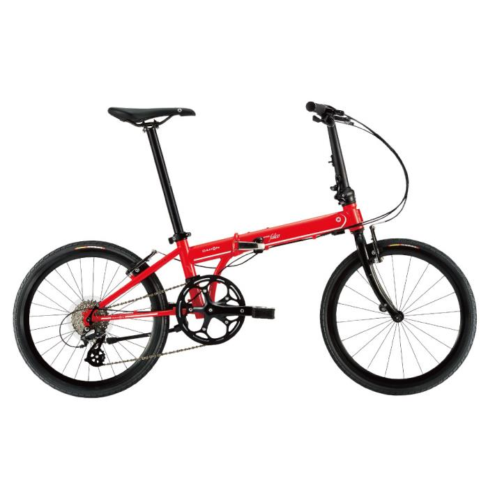 DAHON (ダホン) 2019モデル Speed Falco フラッシュレッド 折りたたみ自転車