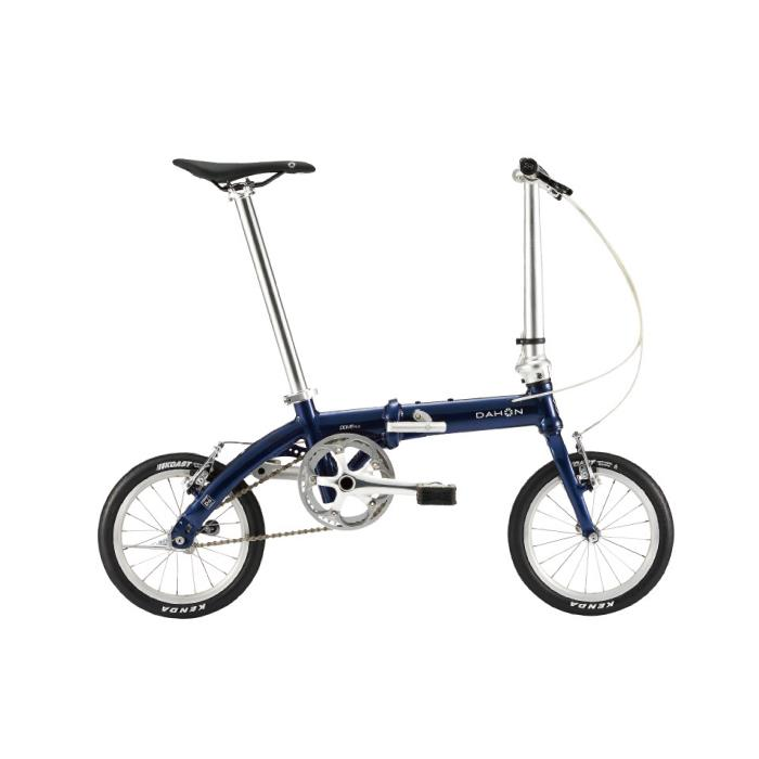 DAHON (ダホン) 2019モデル Dove Plus グランドネイビー 折りたたみ自転車
