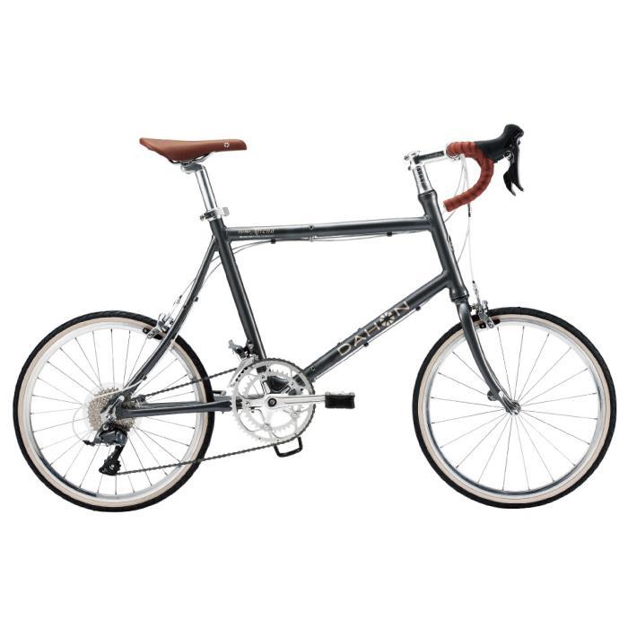 DAHON (ダホン) 2019モデル Dash Altena メタリックグレー サイズM 折りたたみ自転車