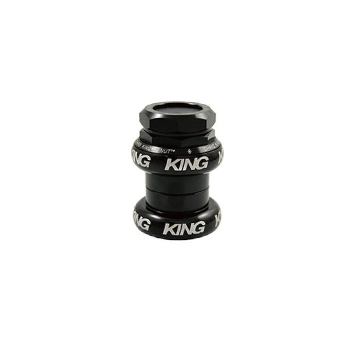 Chris King (クリスキング) GripNut 1-1/4 BLACK BOLD ヘッドパーツ