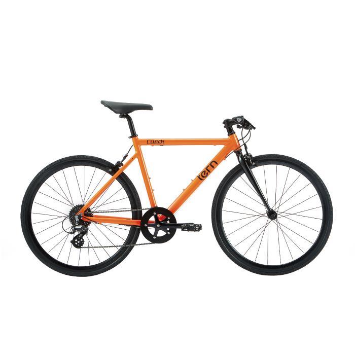 TERN (ターン) 2019モデル Clutch クラッチ オレンジ サイズ510 (165-175cm) 完成車