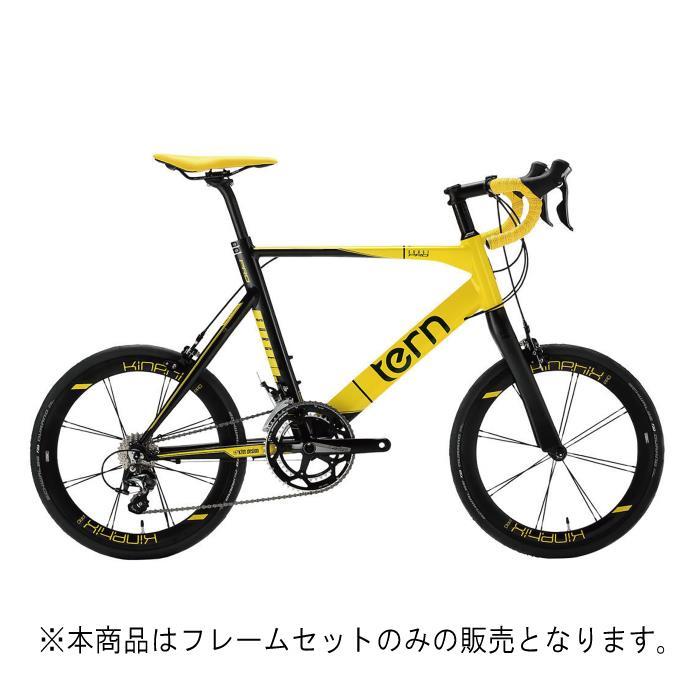 TERN (ターン) 2019モデル SurgePro サージュプロ イエロー/ブラック サイズ520M(170-180cm)フレームセット