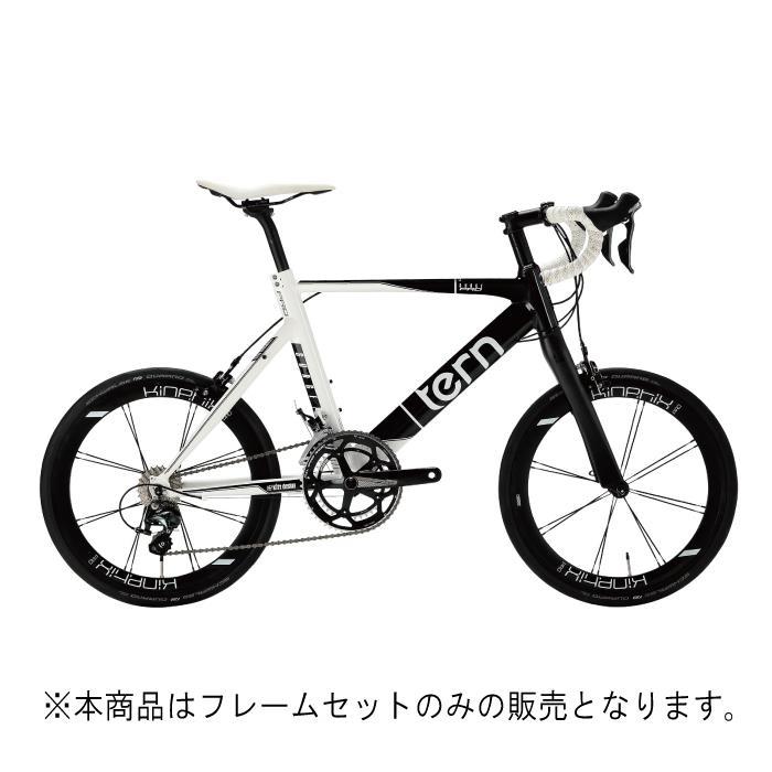 TERN (ターン) 2019モデル SurgePro サージュプロ ホワイト/ブラック サイズ470S(160-170cm)フレームセット
