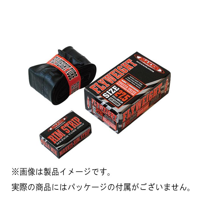 MAXXIS (マキシス) Fly Weight 700x18-25c 仏式 60mm RVC 10本入 チューブセット