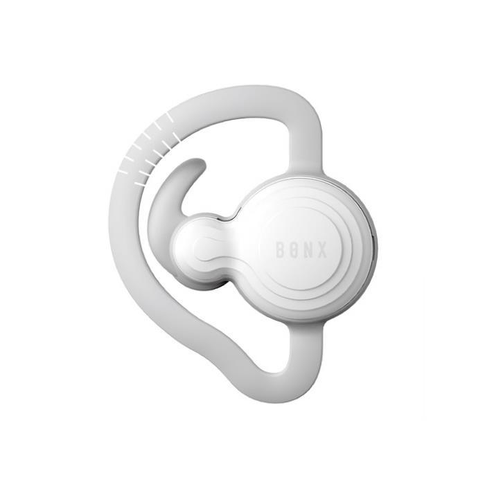 BONX(ボンクス) Grip ホワイト デュアルマイク