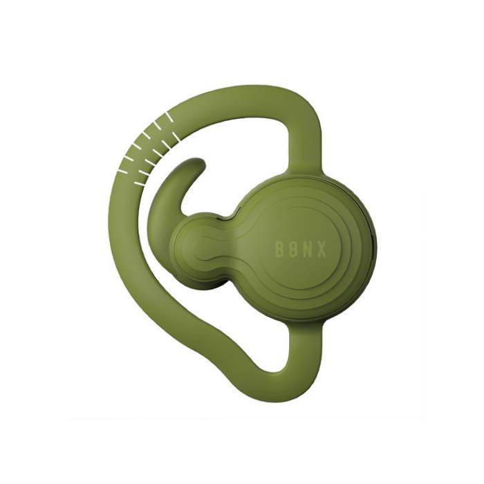 BONX(ボンクス) Grip グリーン デュアルマイク