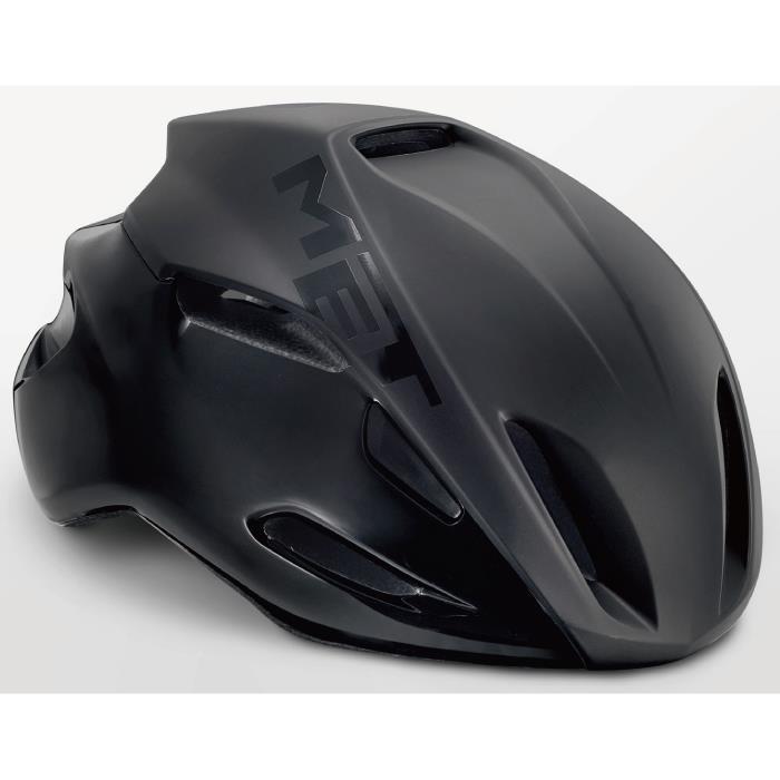 MET(メット) MANTA HES マンタ マットブラック サイズS(52/56cm) ヘルメット