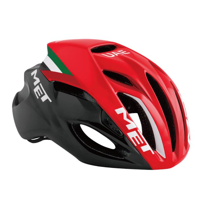 MET(メット) RIVALE HES リヴァーレ UAE サイズL(59/62cm) ヘルメット