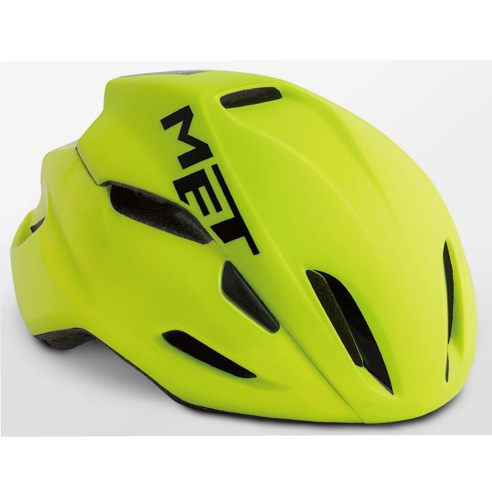 MET(メット) MANTA HES マンタ セーフティーイエロー サイズM(54/58cm) ヘルメット