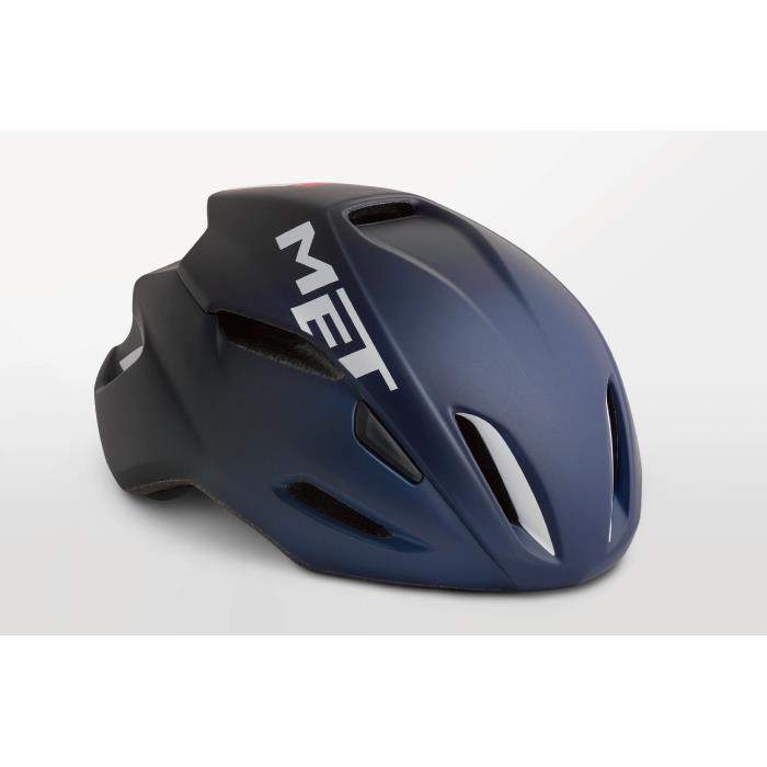 MET(メット) MANTA HES マンタ ミッドナイトブルー サイズM(54/58cm) ヘルメット