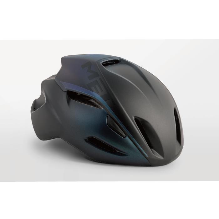 MET(メット) MANTA HES マンタ ブラックイリディセント サイズL(59/62cm) ヘルメット