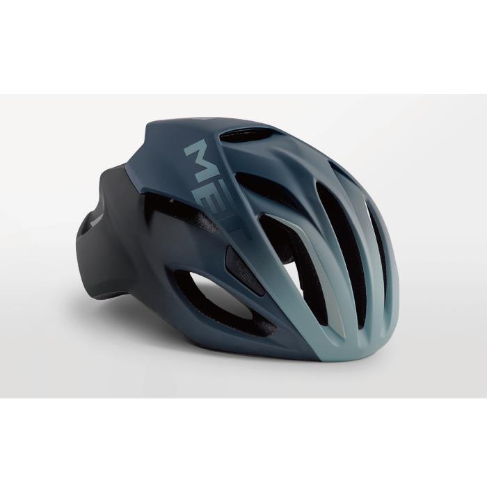 MET(メット) RIVALE HES リヴァーレ シェードブルー サイズL(59/62cm) ヘルメット