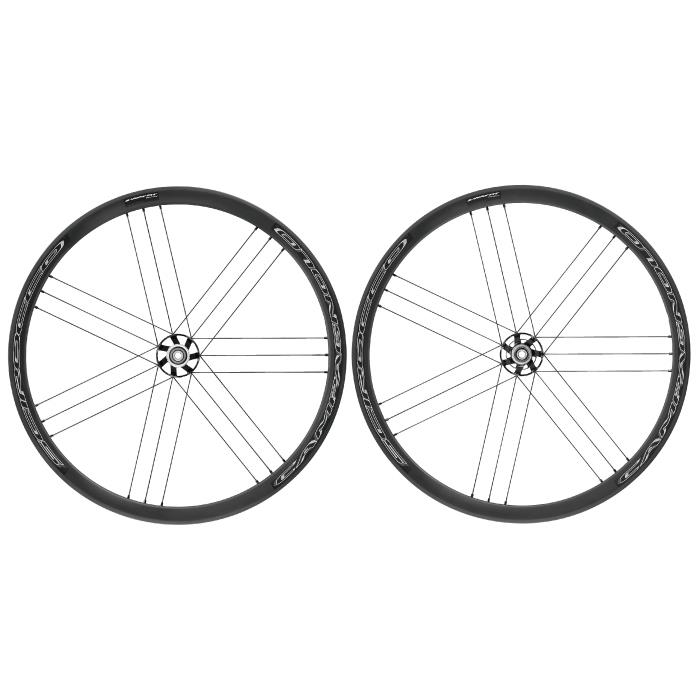 Campagnolo (カンパニョーロ) SCIROCCO HH12 ディスクブレーキ用 2-WAY FIT READY カンパ用 ホイールセット